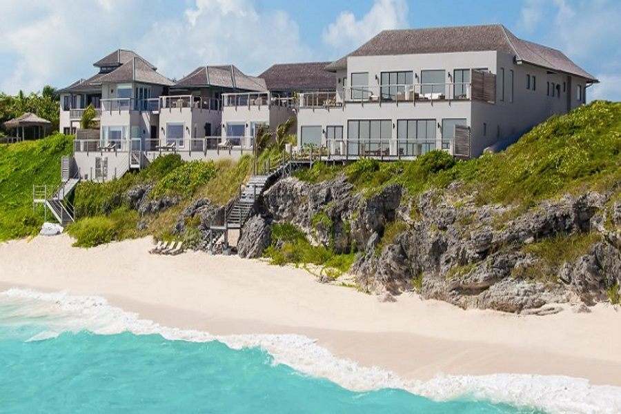 Attractive Villa Emax Estate in Staniel Cay – Bahamas - Sun